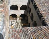 chiostro del Castello