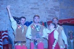 Arciere Filanti vincitore 2017