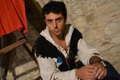 arciere Agostini pre contesa