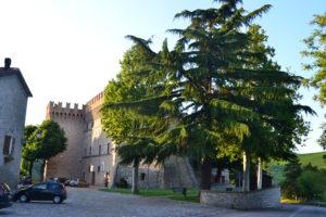 Piazza Conti Oliva