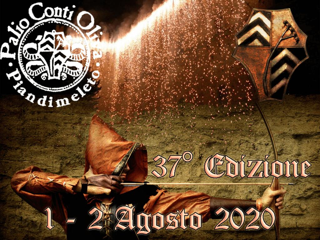 palio dei conti oliva 2020